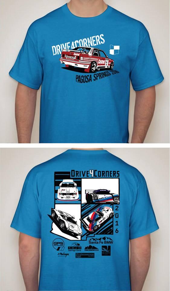 2016 event shirt