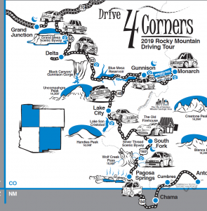 Counting Down to the 2019 Rocky Mountain Driving Tour