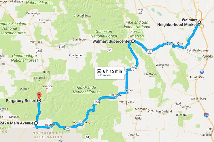 Colorado Springs Caravan – D4C 2017