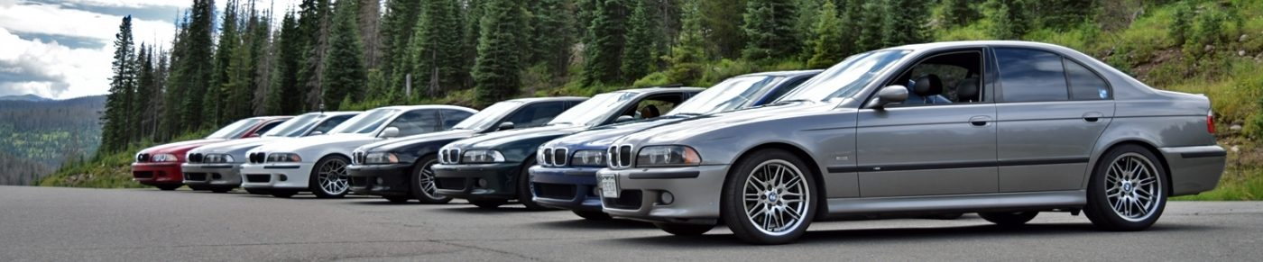 Drive 4 Corners BMW Meet