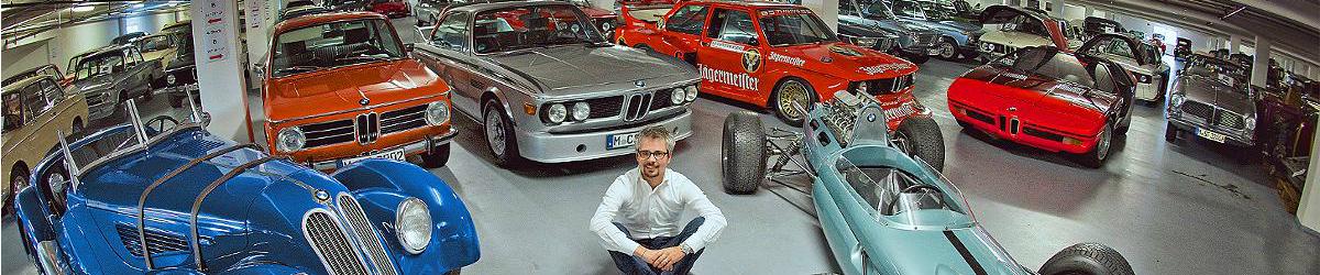 BMW's Heiligen Hallen