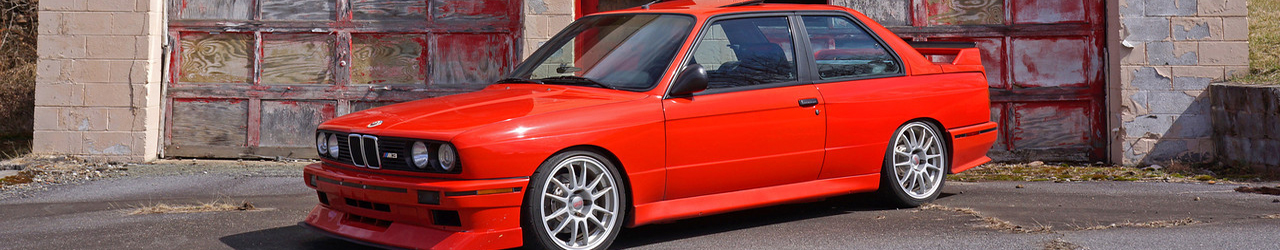 Carving Up the Dragon – An E30 M3 Road Trip