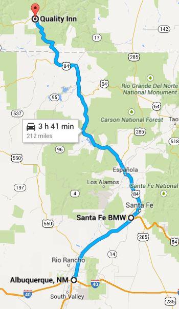 nm caravan route
