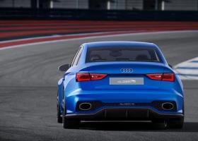 Audi RS3 (Just kidding)