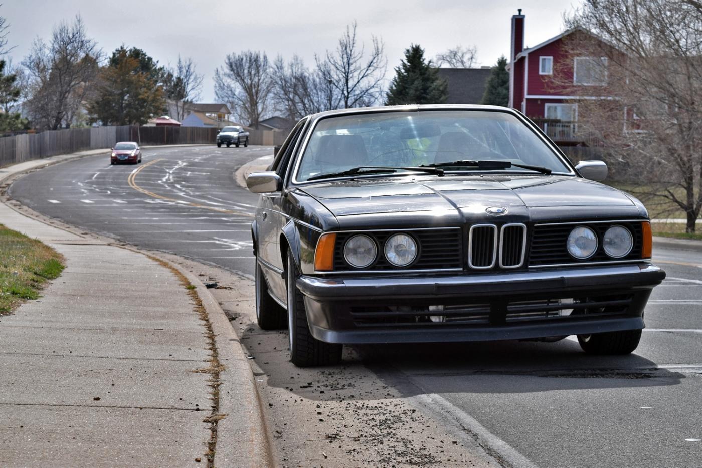 Fits BMW 6 Series E24 635 CSi Genuine Apec Rear ABS Wheel Speed Sensor