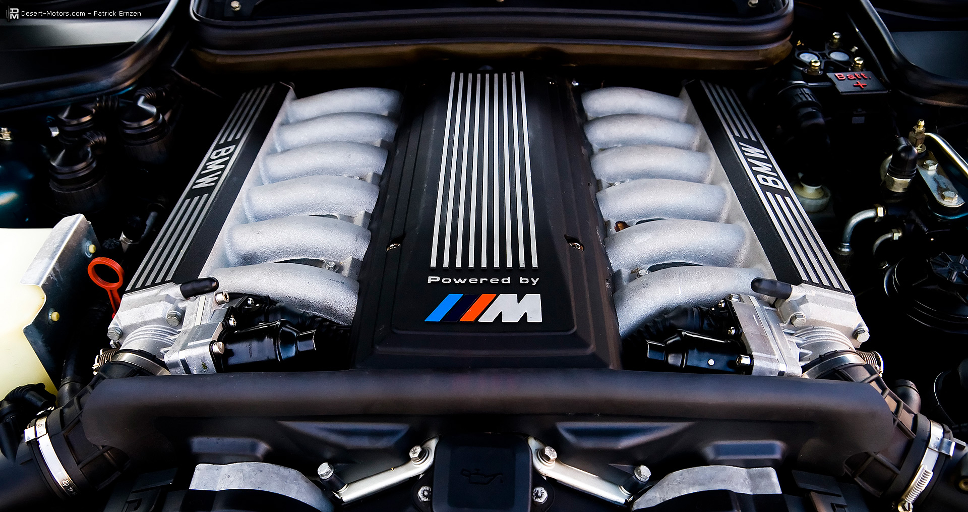 The Motorsport Group Was Tasked With Developing V 12 For A Higher Performance 850 Variant Car That Upon Its European Introduction 1993