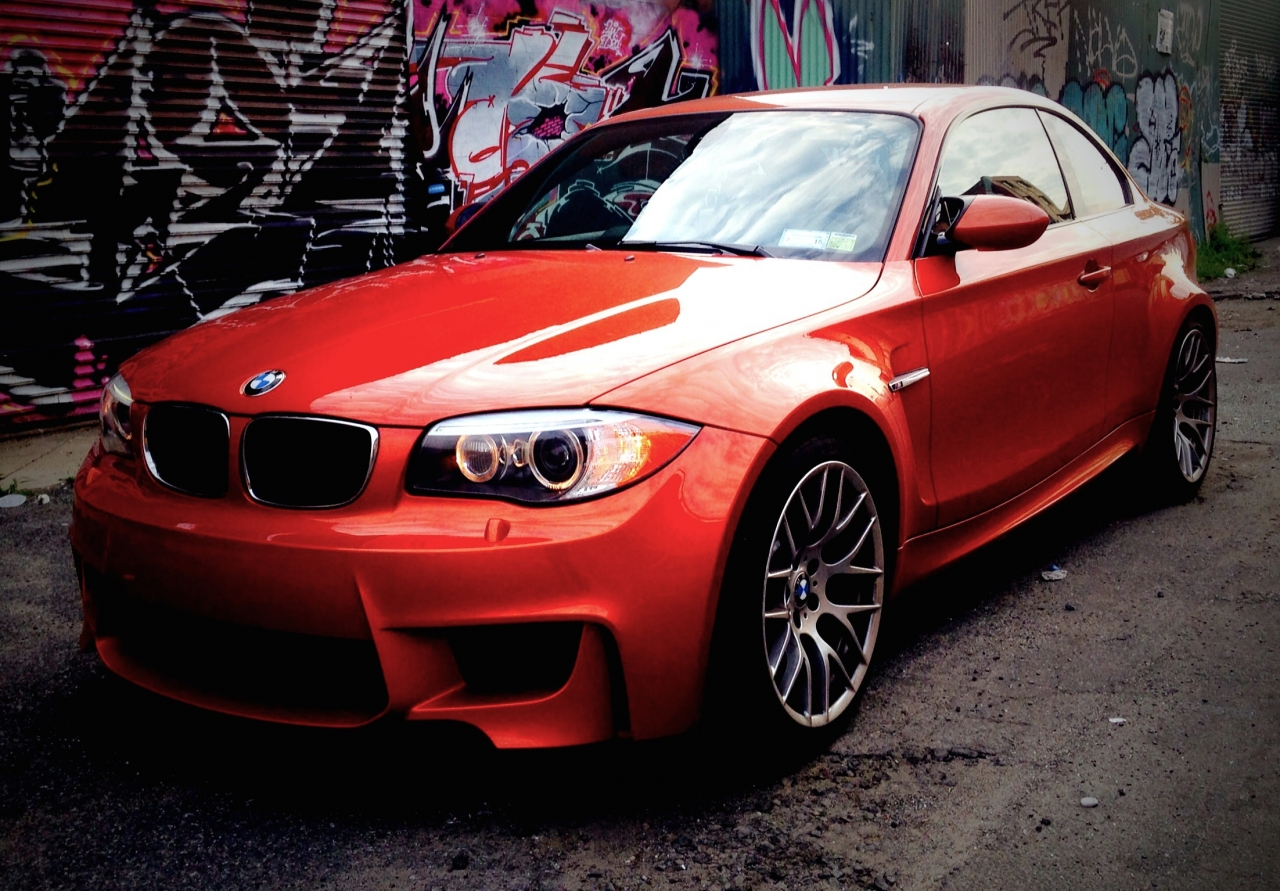 bmw 1m drive 750x522 BMW 1M:  The ultimate…commuter car?