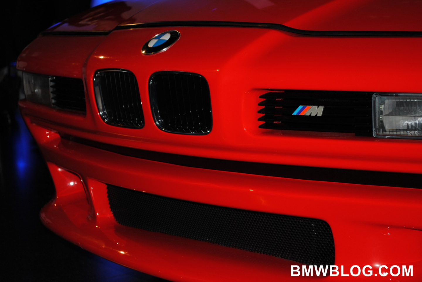 BMWBLOG Exclusive: Unrivaled and Unveiled   BMW M8 Prototype