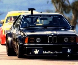 Jim Richards' Group C JPS BMW 635CSi