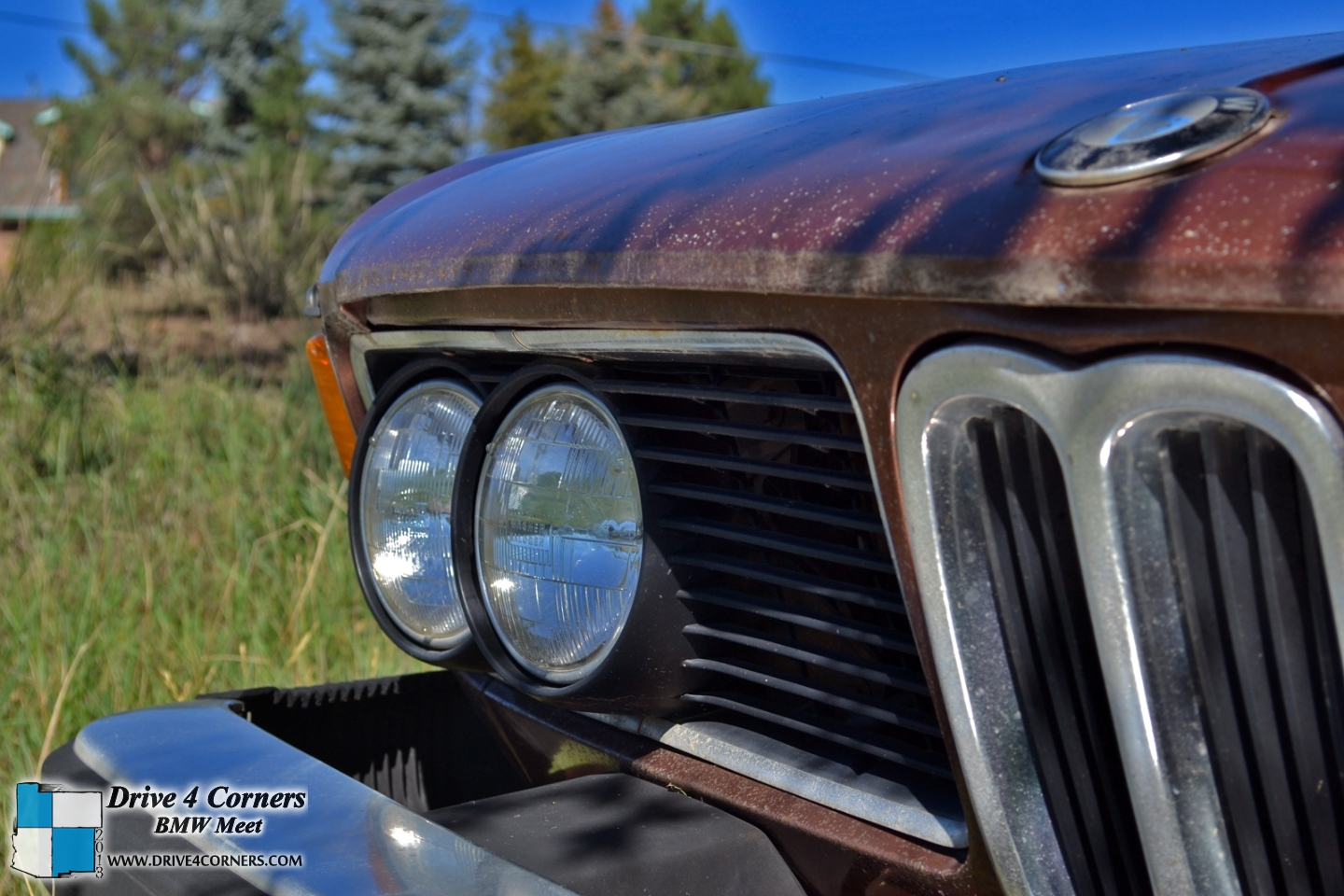 The Brown Bomber Drive 4 Corners Bmw Meet E12 L Jetronic Fuel Injection Systems Schematic Diagram His Favorite Part Of Car Was Engine 3 Liter Injected M30 That Pulled For Restoration A 2 Door Equivalent E9 30csl Coupe