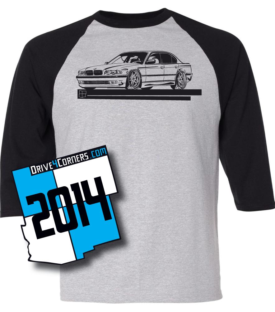 E38 7 Series Sleeved Shirt