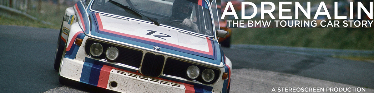 ADRENALIN – A Can't Miss Video About BMW Touring Car Racing