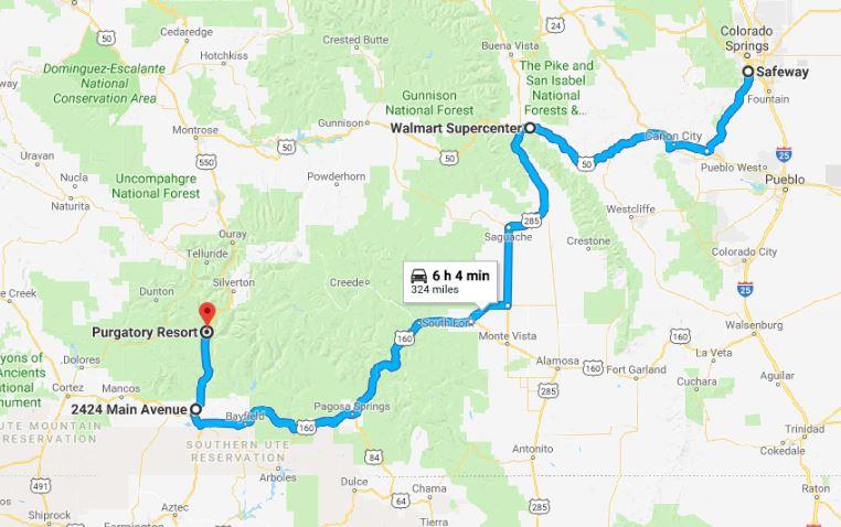 Colorado Springs Caravan – D4C 2018