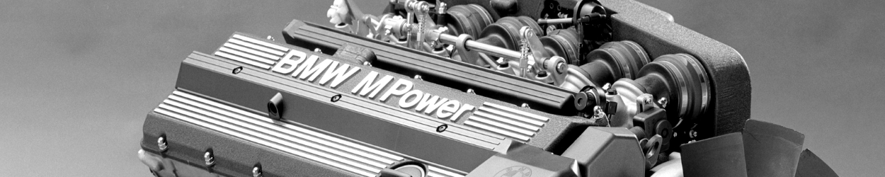 The Beginning of a Legacy – A BMW Motor Evolution