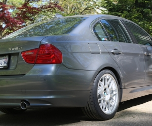 2011 335d stealthily modified